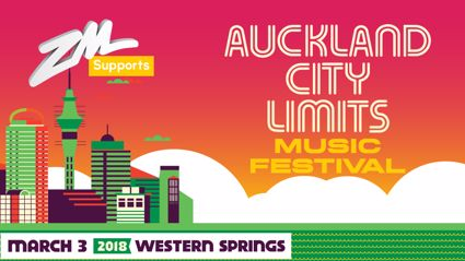 ZM supports Auckland City Limits 2018!