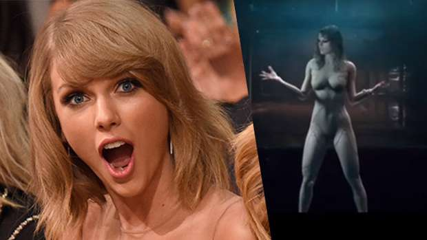 Why Is Taylor Swift Naked