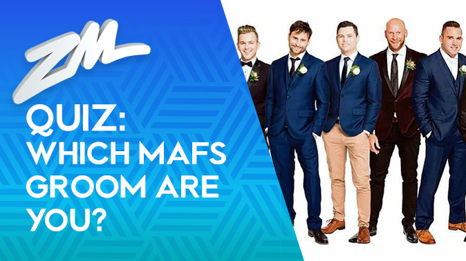 QUIZ Which Married At First Sight NZ Groom Are You