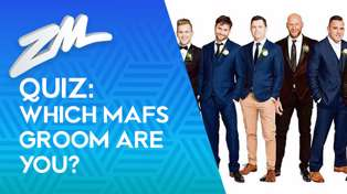 QUIZ: Which Married At First Sight NZ groom are you?