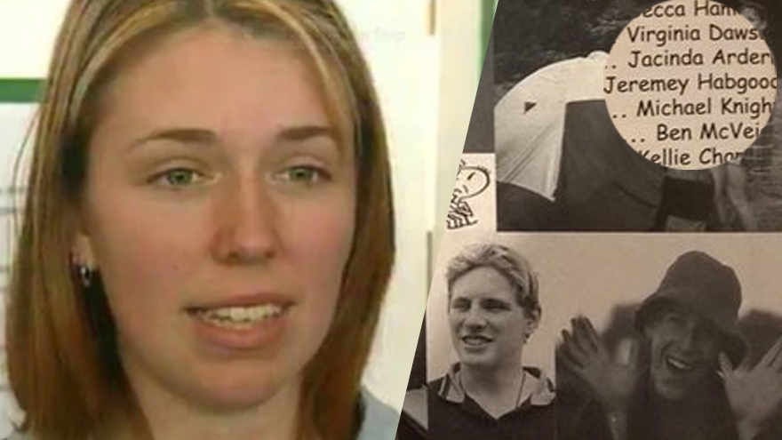 Jacinda Ardern Gallery: The Morrinsville College 1998 Yearbook Predicted Jacinda