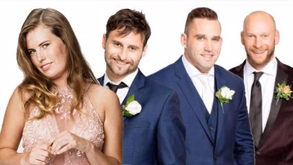 The Bachelor's Lily McManus has been spotted out with one of the MAFS grooms