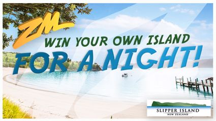 Win Your Own Island For A Night