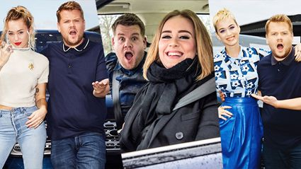 The behind-the-scenes secrets of James Corden's Carpool Karaoke
