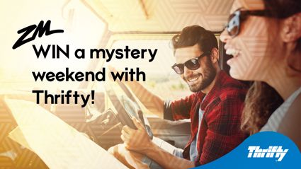 Win a Mystery Weekend with Thrifty!