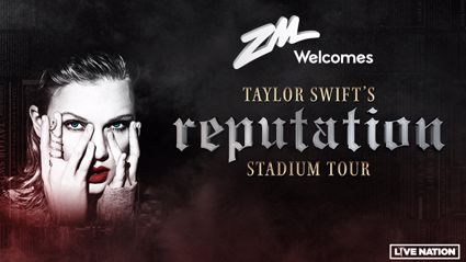 ZM is the station for Taylor Swift!