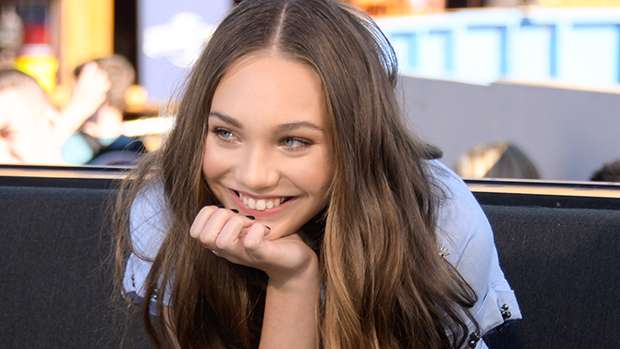 Maddie Ziegler The 15 Year Dance Sensation About To: Maddie Ziegler Has Revealed Her Love For New Zealand On