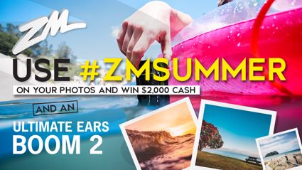 WIN with #ZMSUMMER