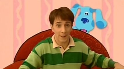 Get your childhood self prepared to see what Steve from Blues Clues looks like now