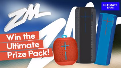 Win The Ultimate Prize Pack Thanks To Ultimate Ears!