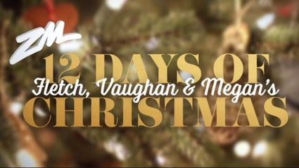Fletch, Vaughan and Megan's 12 Days of Christmas remix!