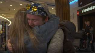 FVM reunite brother and sister after two years apart