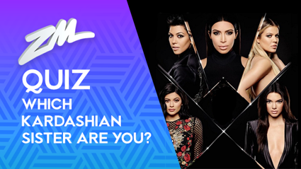 QUIZ: Which Kardashian (or Jenner) sister are you?