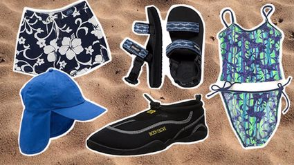 Rewind: The BEST Kiwi beach fashion from the 90s
