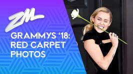 Grammys 2018 Red Carpet photos