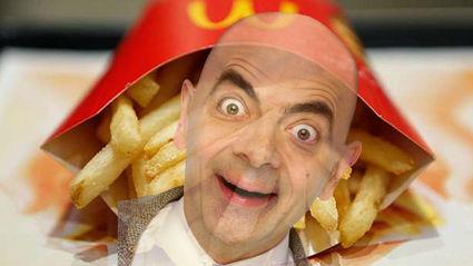 Photo / McDonald's / Mr Bean