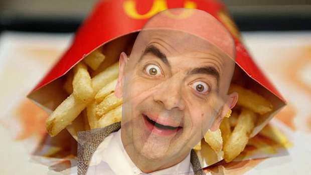 Photo / McDonald's / Mr Bean