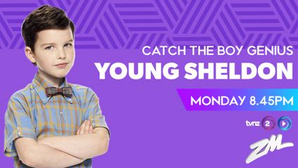 The Big Bang Theory's prequel Young Sheldon is coming to TVNZ!