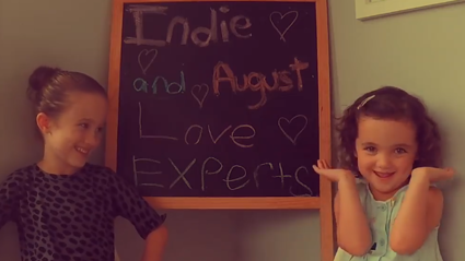 Indie and August give their top 5 tips for finding love this Valentine's