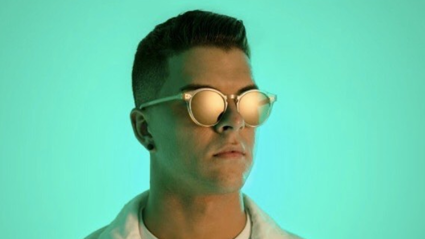 Andrew Papas (AKA Megan's Toyboy) has a hot new music video for his single Troublemaker