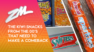 The Kiwi snacks from the 00's they should bring back from extinction