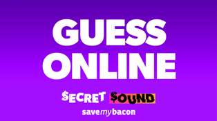Think you know the Secret Sound? Prove it here!