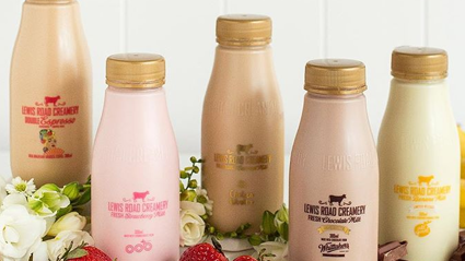 Lewis Road Creamery have a new limited edition flavour of milk!