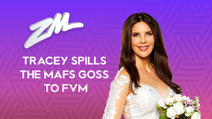 Does Tracey still talk to Davina? Why did she forgive Dean for cheating? Tracey spills all the MAFS goss to FVM
