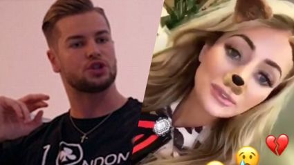 Love Island's Olivia throws shade at Chris and spills further details about their break-up