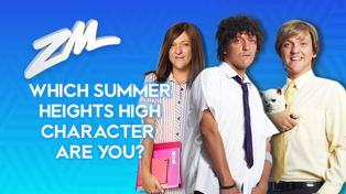 QUIZ: Which Summer Heights High character are you?