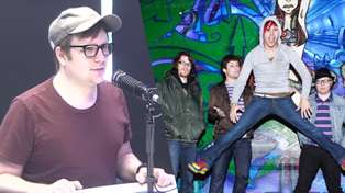 Patrick Stump reveals the cheeky way Fall Out Boy used to snag cheap accommodation