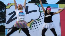 AUCKLAND: The Color Run 2018