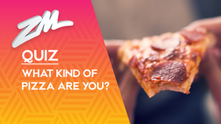 QUIZ: Which kind of pizza are you?