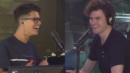Vance Joy is a big a fan of Lorde