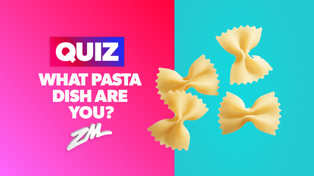 QUIZ: What pasta dish are you?