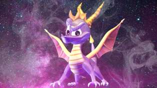 It's official! Spyro the Dragon is making a come back