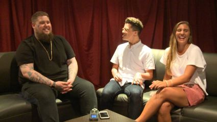 Rag'n'Bone Man on why he wants to collaborate with Kendrick Lamar
