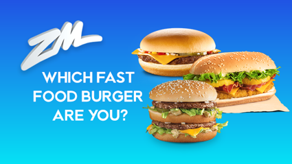 QUIZ: Which fast food burger are you?