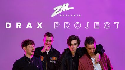 ZM presents Drax Project live!