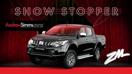 AUCKLAND: Get a Mitsubishi Triton GLX-R ute for a year