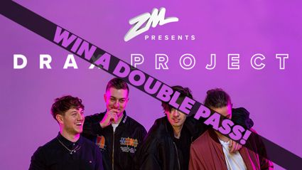 Win SOLD OUT Drax Project tickets!