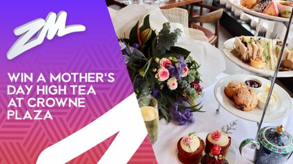 CHRISTCHURCH: Win a seat at Crowne Plaza's Mother's Day High Tea