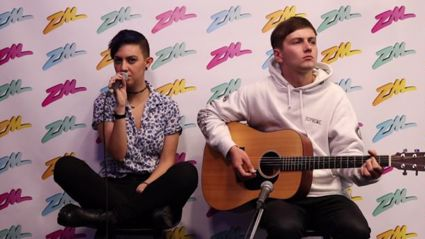 Openside performs acoustic version of brand new single 'No Going Back'