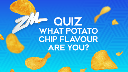 QUIZ: What potato chip flavour are you?