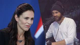Vaughan got totally shut down by Prime Minister Jacinda Ardern this morning