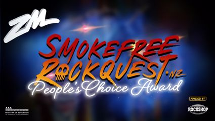 VOTE: ZM's Peoples Choice Award - SmokefreeRockquest 2018