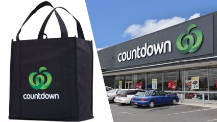 Selected Countdowns to go plastic bag free in two weeks!