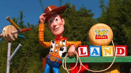 Disney World releases a sneak peek of Toy Story Land!