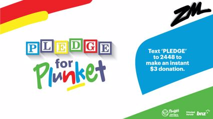 ZM supports Pledge for Plunket!