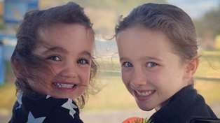Indie and August, 6 and 3, have become the youngest winners of a NZ Radio Award!